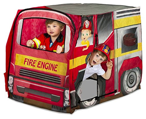 Playhut Fire Engine Vehicle
