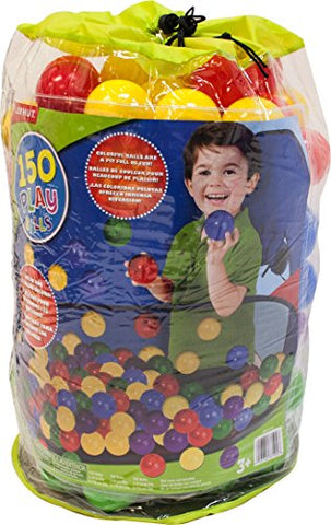 Playhut Play Balls, 150 Count