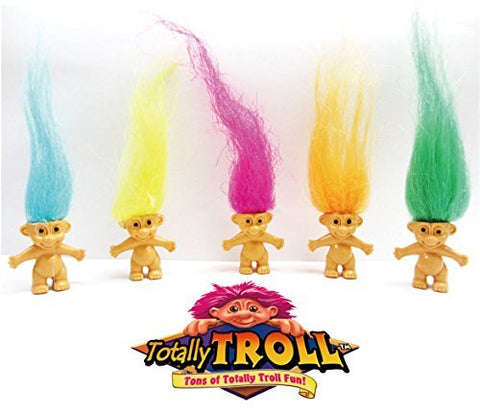 Troll [ TROLL ] mini PVC10 piece set figure parallel import American goods