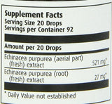 A. Vogel Echinaforce Herbal Supplements, 1.7 Fluid Ounce