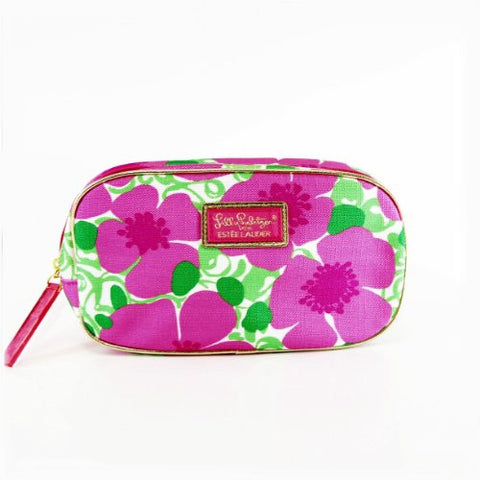 Estee Lauder Lilly Pulitzer Spring Cosmetic Bag 2014