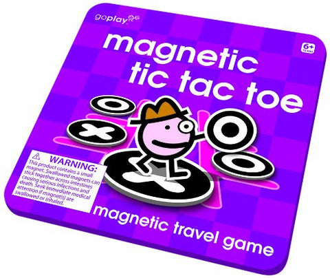 Goplay Magnetic Tic Tac Toe
