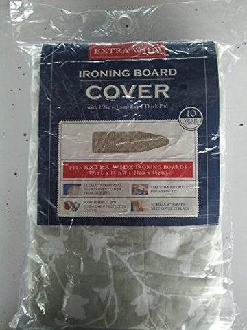 Extra Wide 18-48 Cover with Pad