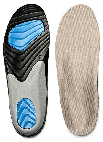 Prothotic Motion Control Sport Insole * The Original Insole for Pronation, Arch Support, and Plantar Fasciitis Pain Relief (D- Wm (11-12.5) - Mn(9 - 10.5))