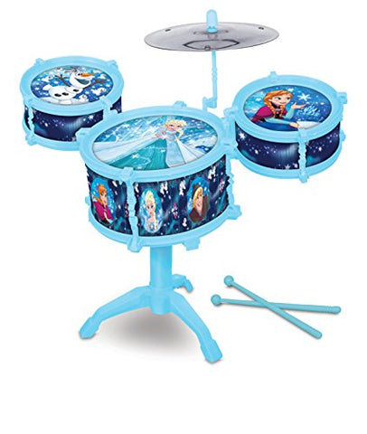 What Kids Want Frozen Drum Kit Toy