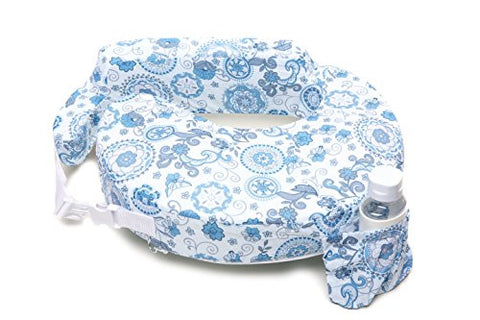 Zenoff Products Nursing Pillow Slipcover, Starry, Sky Blue