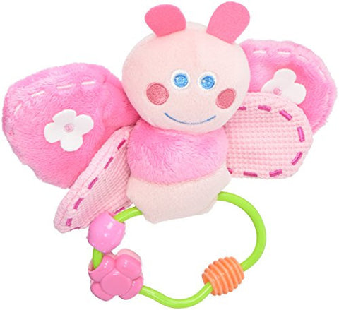 Playgro Flutterbugs Butterfly Baby Toy
