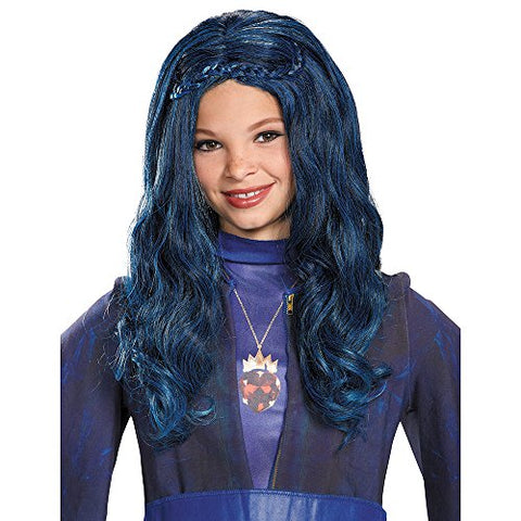 Disguise Evie Wig, One Size Child