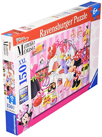 Ravensburger 10029 Mickey and Minnie: Minnie's Shopping Tour Puzzle