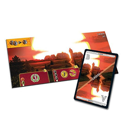 7 Wonders Catan Wonder Expansion