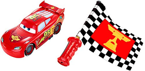 Disney/Pixar Cars Flag Finish Lightning McQueen Toy Car