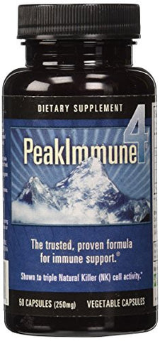 Daiwa Health Development Peak Immune 4, 50 Count
