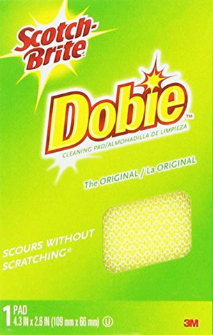 Scotch-Brite Cleaning Pads Dobie