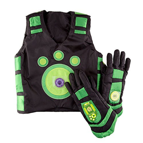 Wild Kratts Creature Power Suit (Chris) - Large, Ages 6-8 Years