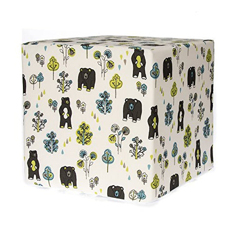 Glenna Jean North Country Pouf, Bears