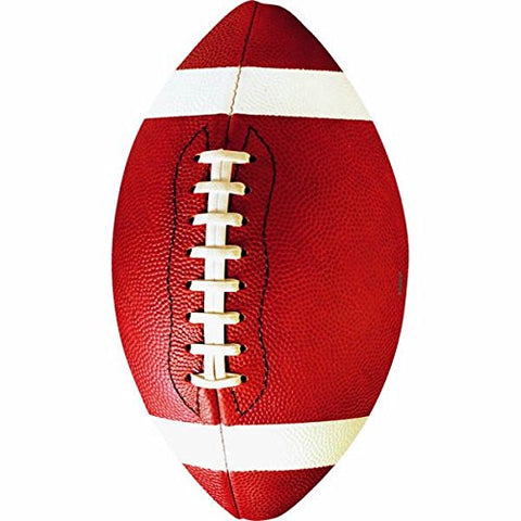 Football Frenzy Birthday Party Assorted Cutouts Wall Decoration, Paper