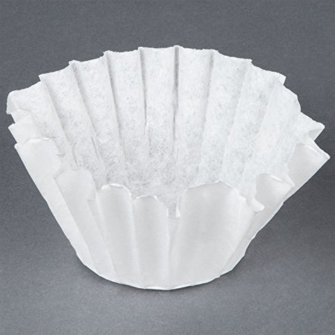 Bunn 20106.0000 8 1/2  x 3  8 to 10 Cup Decanter Style Coffee Filter - 1000/Case