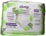 Always Discreet Incontinence Underwear, Moderate Absorbency, Size S/M - 21 ct - Moderate