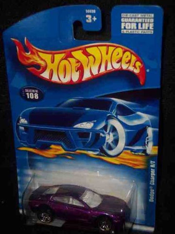 2001 Dodge Charger R/T Hot Wheels Collectible - 108