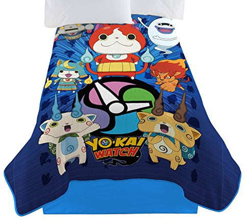 Level 5 A4287C Yo Kai Watch Me Now Blanket