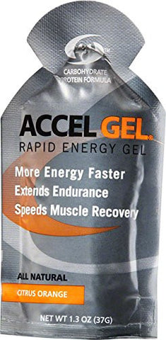 Pacific Health  Accel Gel, Citrus Orange,