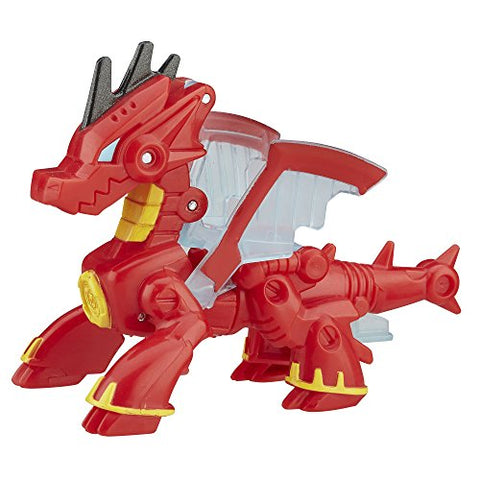 Playskool Heroes Transformers Rescue Bots Drake the Dragon-Bot