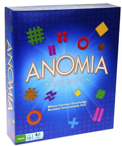 Anomia Party Edition Game _ Where Common Knowledge Becomes Fun