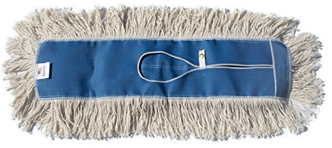 Nine Forty Industrial Strength Ultimate Cotton Dust Mop Refill – Dust Mop Heads Replacement (36 Wide X 5)