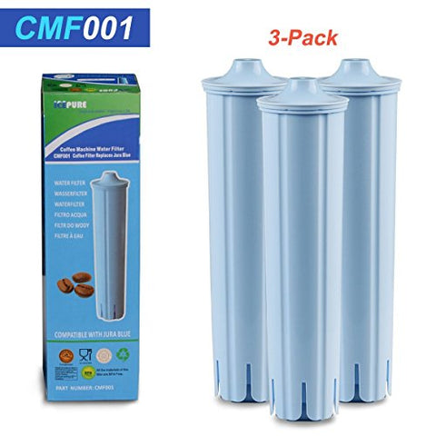 Jura Clearyl Blue Compatible Coffee Machine Water Filter Compatible with C5, C9, J6, J9, Z7 &ENA