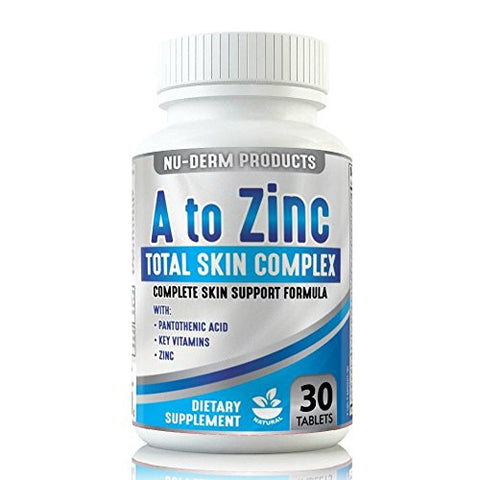 ACNE TREATMENT Acne Vitamins A to Zinc Blackhead Removal Supplement. Best Acne Vulgaris Pills and Rosacea Treatment. Reduce Benzoyl Peroxide and Acne Cream Use-Acne Pills & Pimple Treatment All Ages