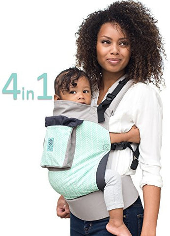 LILLEbaby 4 in 1 ESSENTIALS Baby Carrier - Boardwalk