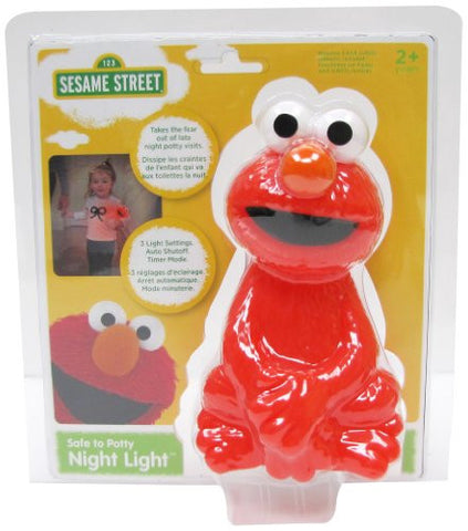 Sesame St Night Light, Elmo