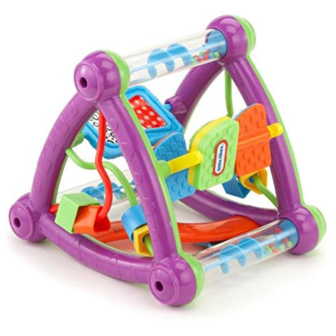 Little Tikes Play Triangle- Purple/ Green