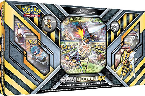 Pokemon POK80169 Mega Beedrill-EX Premium Collection