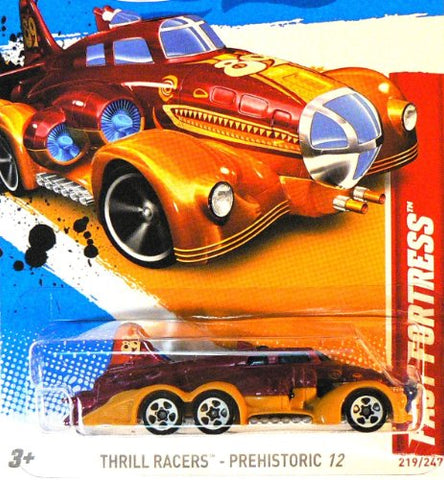 Hot Wheels Fast Fortress 2012