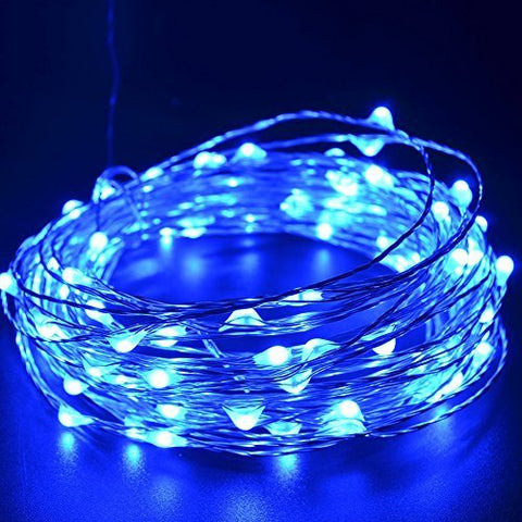 Qualizzi Star Lights Starry Lights Mini Sets, Blue