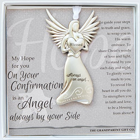 The Grandparent Gift Boxed Wall Hanging, Confirmation Angel