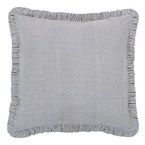VHC Brands Lincoln Fabric 29242 Euro Sham
