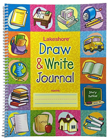 Draw & Write Children's Journal
