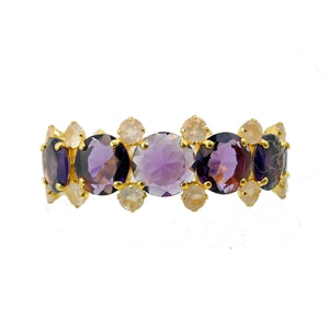 Be on Trend This Fall by Incorporating Amethyst Jewelry