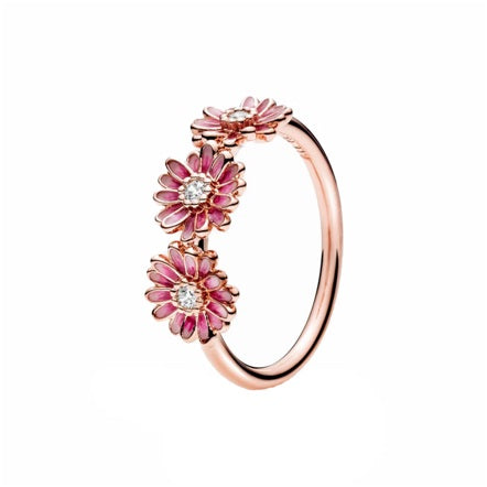 Move Over, Bracelets: Pandora Rings Are Here!