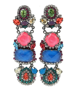 Chandelier Earring Trend