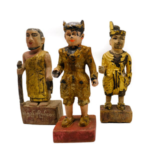 Ancient Warriors Figures