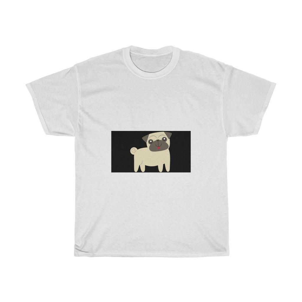 Unisex Heavy Cotton Tee - Hugs with Paws