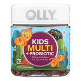 Olly - Vitamins Multi Child Berry - 1 Each - 70 Ct - Reese Nutrition