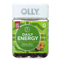 Olly - Daily Energy Gummy Tropic - 60 Ct - Reese Nutrition