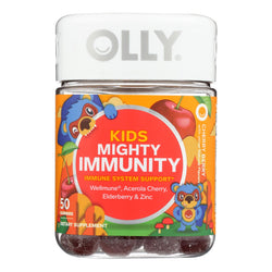 Olly - Kids Mighty Immunity - 50 Ct