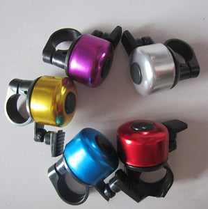 Universal Bicycle Bell - 7 Colors Available