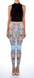 Cotton Candy Blossom Pantaloni - Derby Clothes