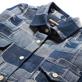 Boro Denim Shirt - Derby Clothes